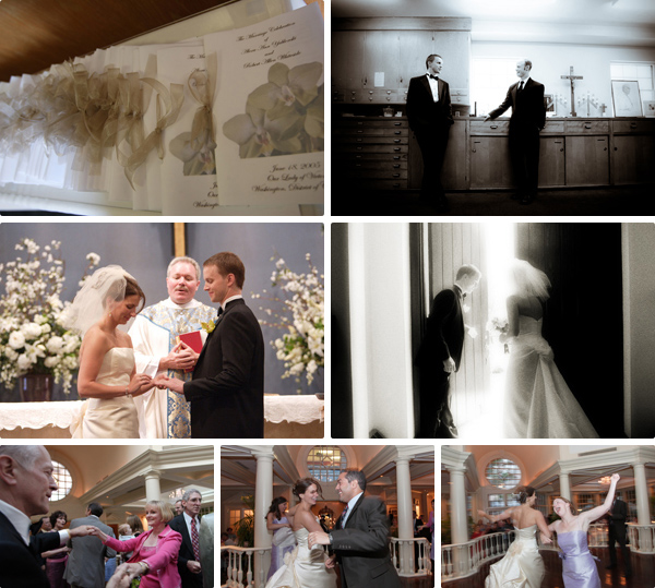 Fairmont Hotel DC Wedding Photos