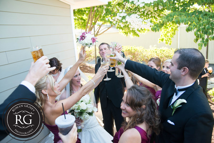 Maryland Wedding Photographers capturing wedding celebrations