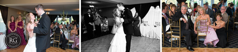 Maryland Wedding Photographers documenting real moments at wedding receptions