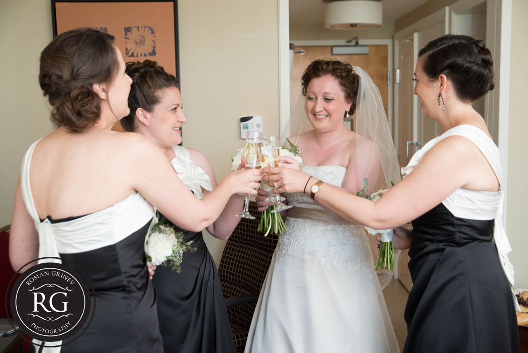 Bethesda Marriott and Conference Center wedding