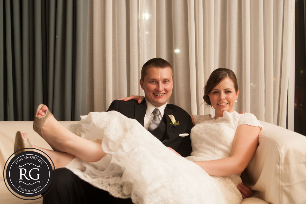 Clarendon Ballroom Wedding Photography - Arlington, Virginia