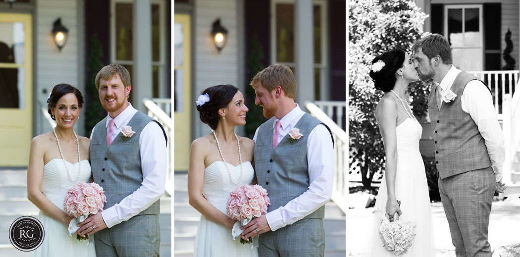 Maryland Wedding Photography at Historic Savage Mill Manor