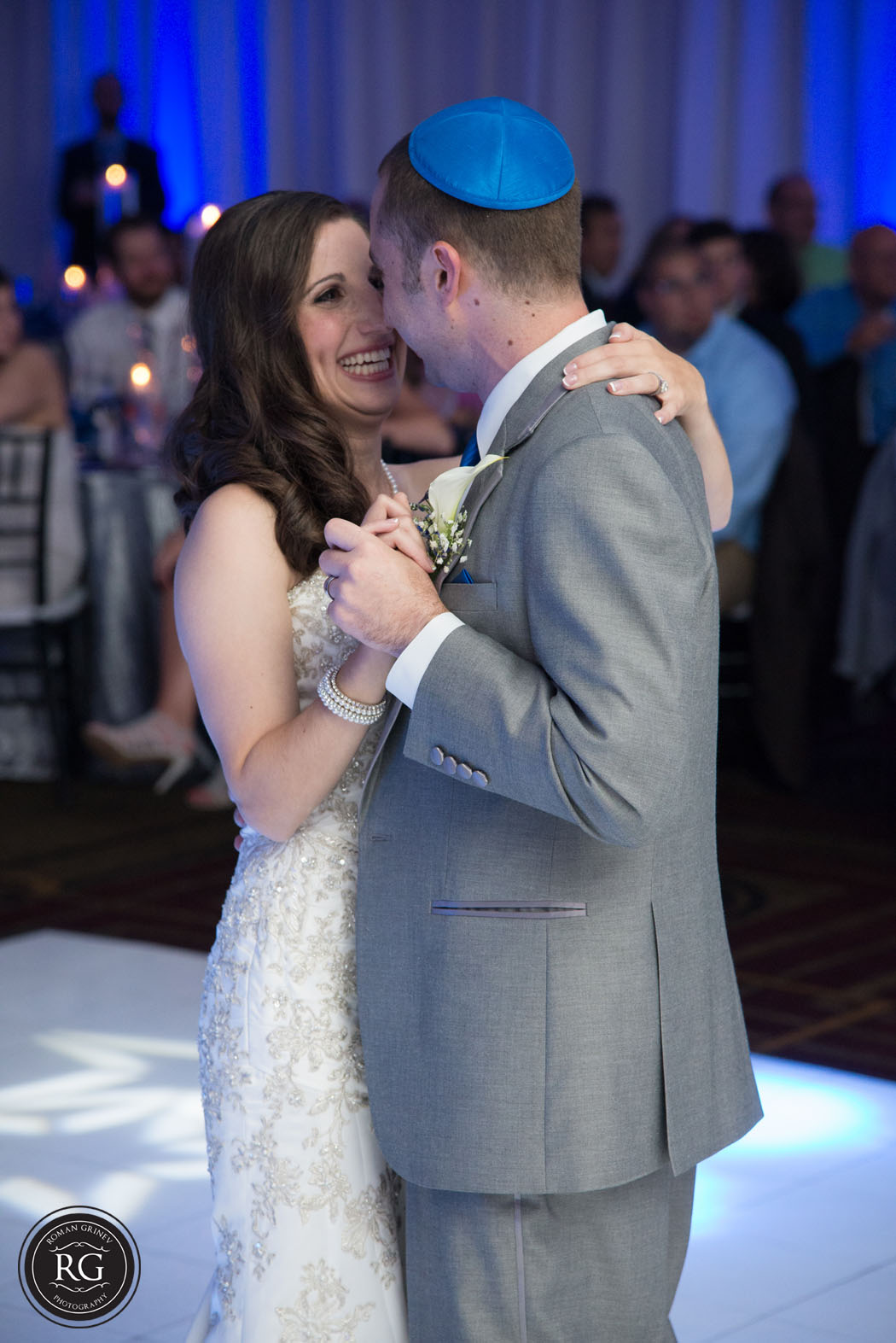 first dance at Hyatt Regency at Crystal City