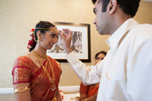 Virginia Indian wedding photography of indian ceremony