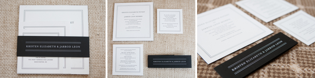 wedding stationary by Dandelion Patch