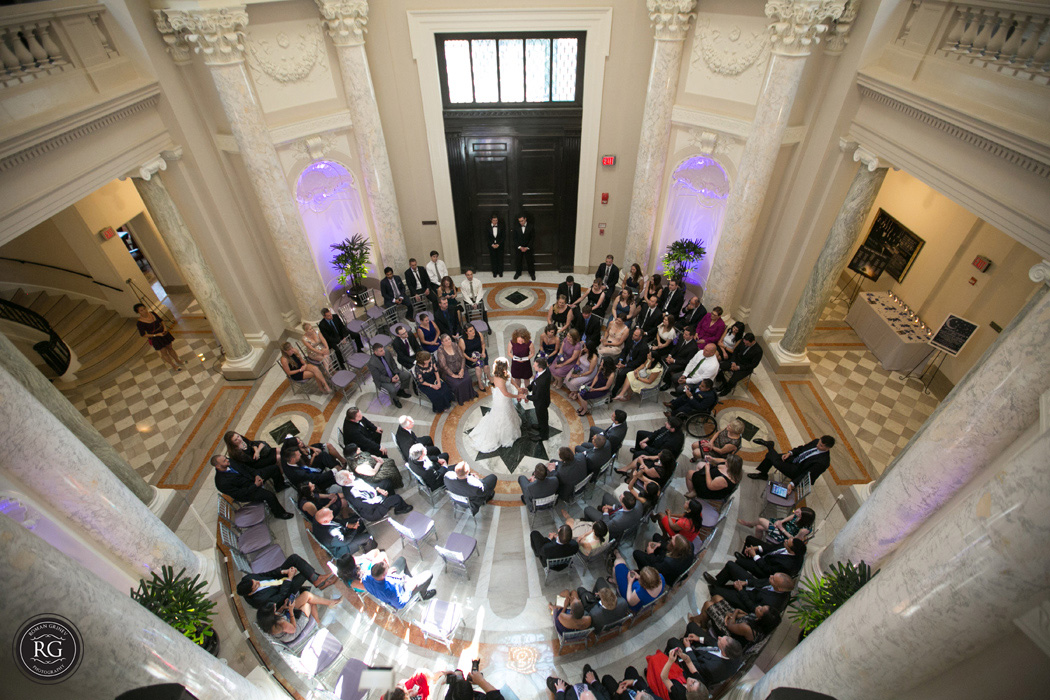 ceremony at Carnegie Institution for Science